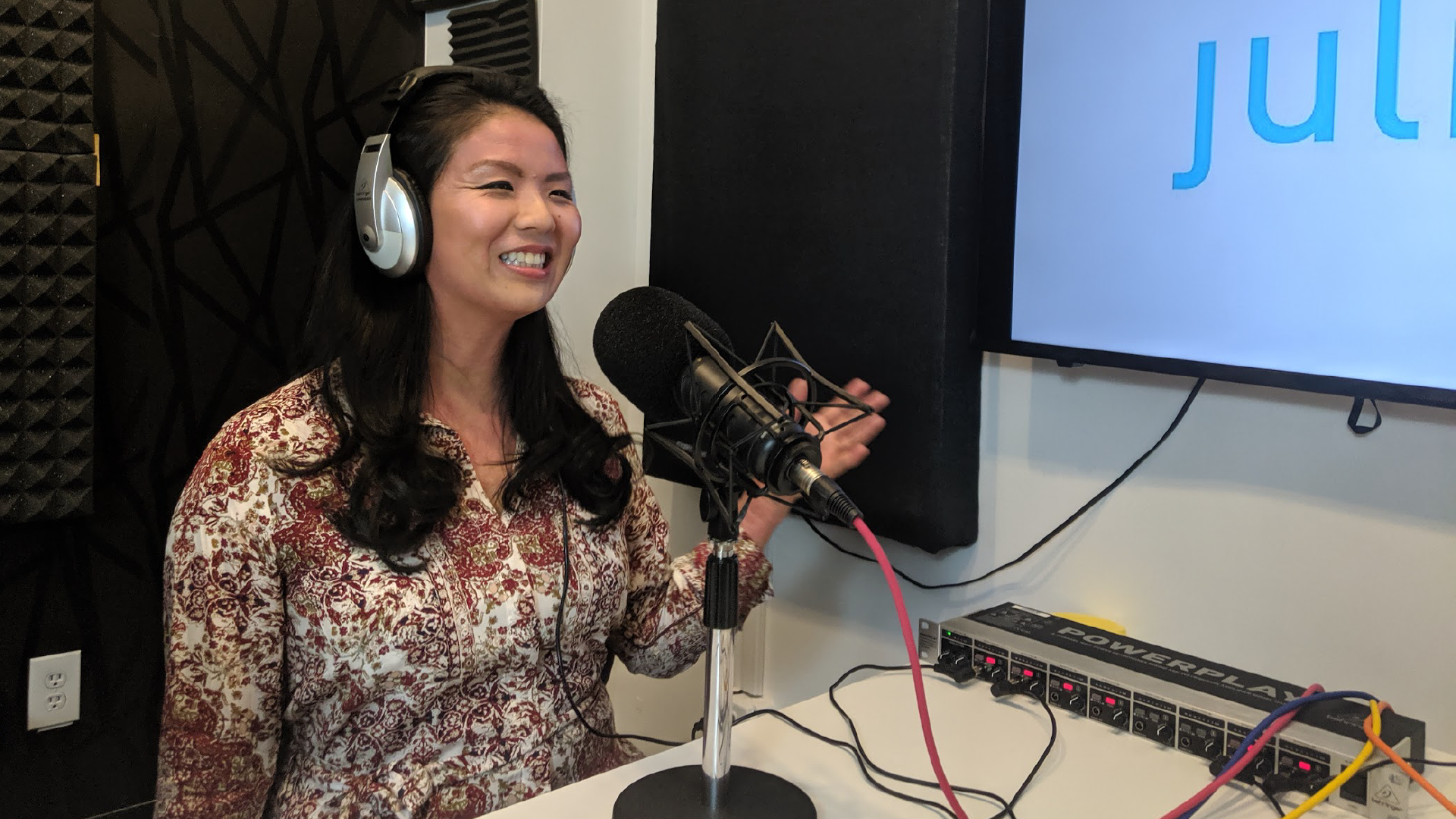 Amy Choi discusses affiliate marketing on the Julius Profiles podcast