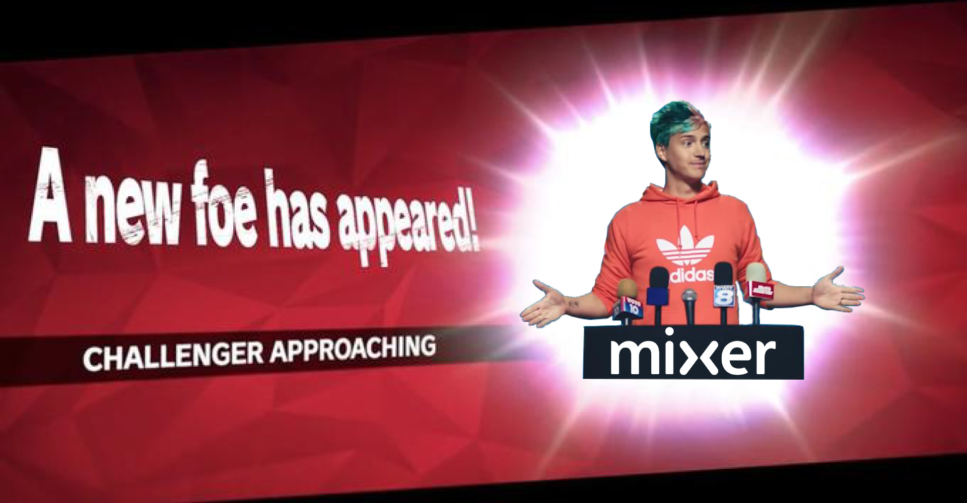 Ninja and Mixer Challenge Twitch for Live-Streaming Dominance